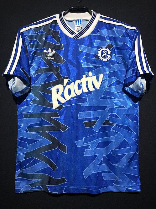 【1992/93】 / Schalke 04 / Home