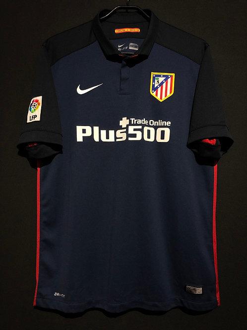 【2015/16】 / Atletico Madrid / Away