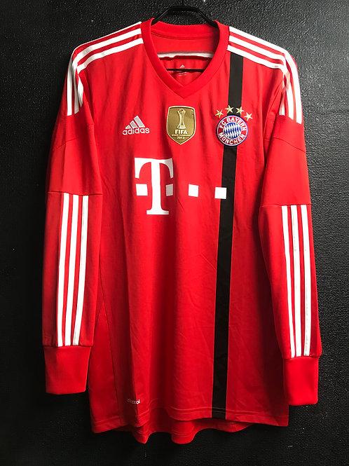 【2014/15】 / FC Bayern Munich / GK