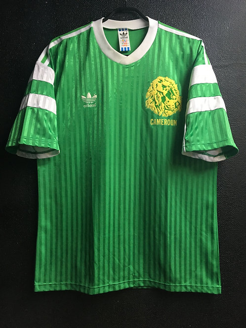 【1990】 / Cameroon / Home