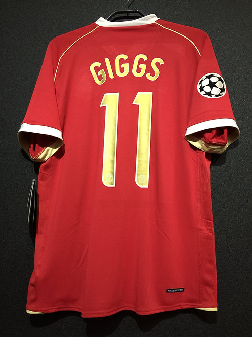 【2006/07】 / Manchester United / Home / No.11 GIGGS / UCL
