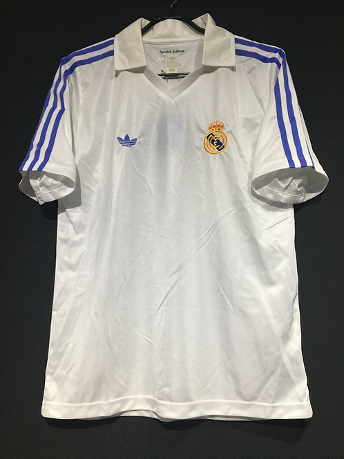 【1981/86】 / Real Madrid C.F. / Home / Reprodution
