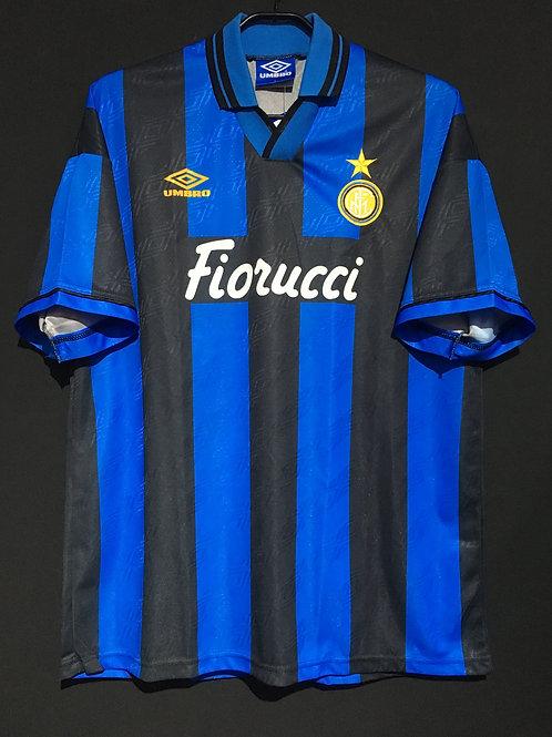 【1994/95】 / Inter Milan / Home