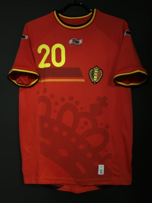 【2014】 / Belgium / Home / No.20 JANUZAJ