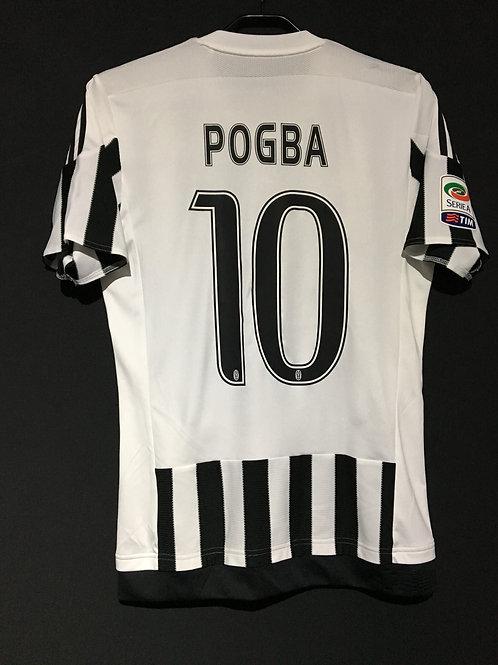 【2015/16】 / Juventus / Home / No.10 POGBA