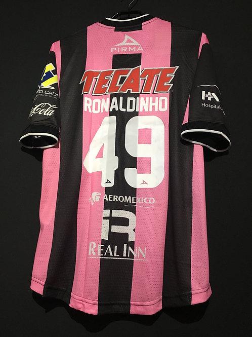 【2014】/ Querétaro F.C. / 3rd / No.49 RONALDINHO