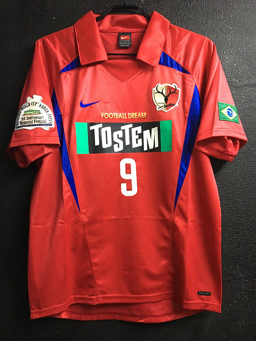【2003】 / Kashima Antlers / SP / No.9 / 1st Anniv. of FIFA World Cup 2002