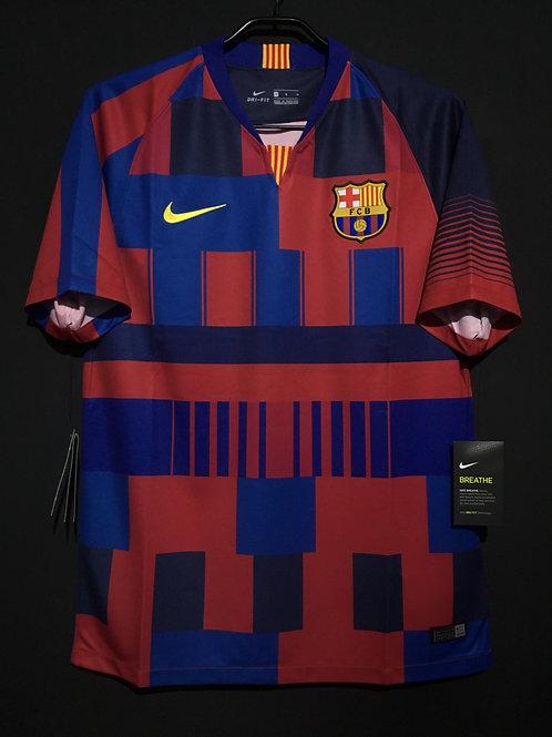 【2018】 / FC Barcelona / Home / Nike 20th Anniversary Jersey