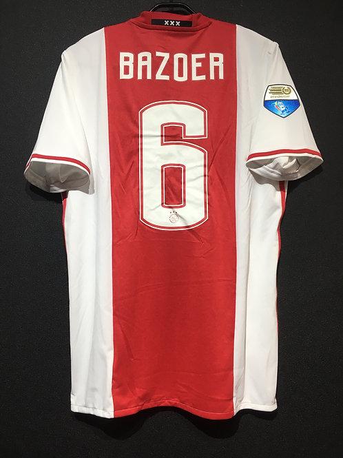 【2016/17】 / Ajax / Home / No.6 BAZOER