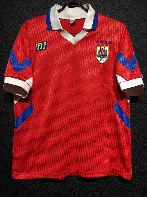 【1995/96】 / Uruguay / Away