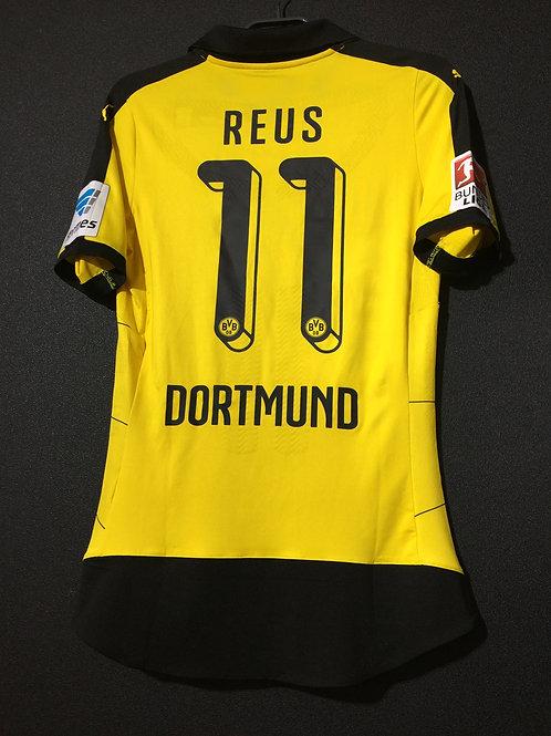 【2015/16】 / Borussia Dortmund / Home / No.11 REUS / Authentic
