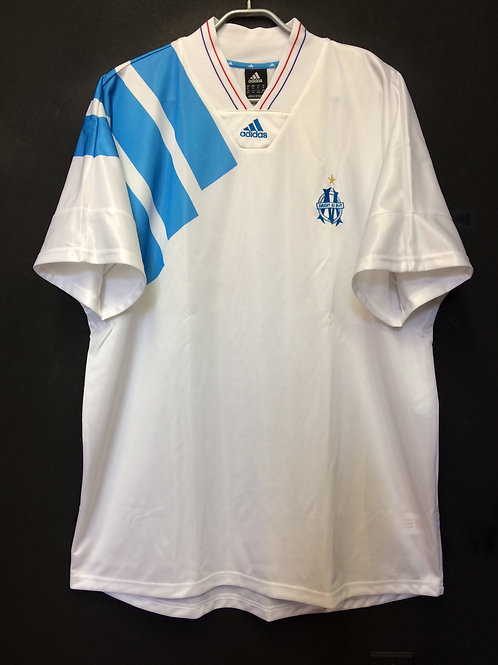 【1992/93】 / Marseille / Home / Reproduction