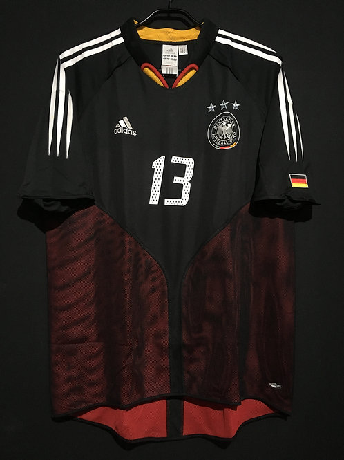 【2004/05】 / Germany / Away / No.13 BALLACK