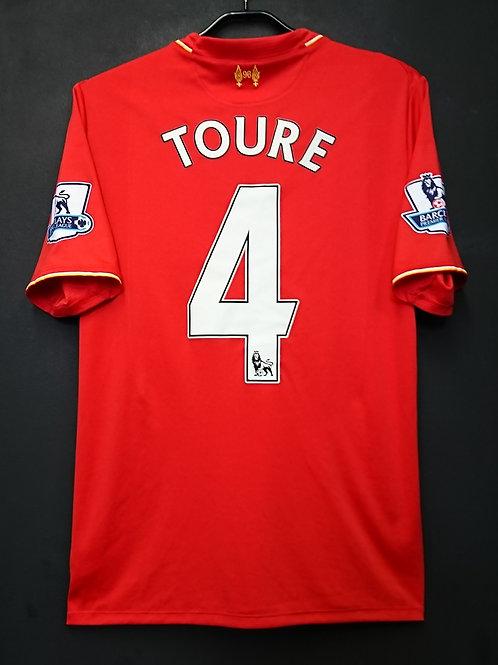 【2015/16】 / Liverpool / Home / No.4 TOURE
