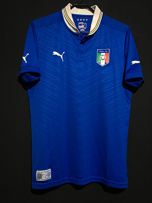【2012/13】 / Italy / Home