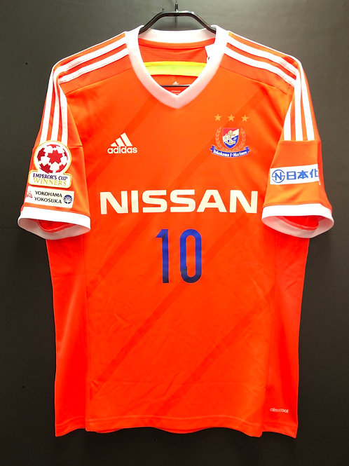 【2014】 / Yokohama F. Marinos / Away / No.10 SHUNSUKE / Emperor's Cup
