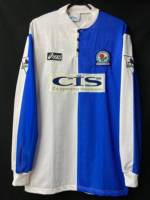 【1996/98】 / Blackburn Rovers / Home