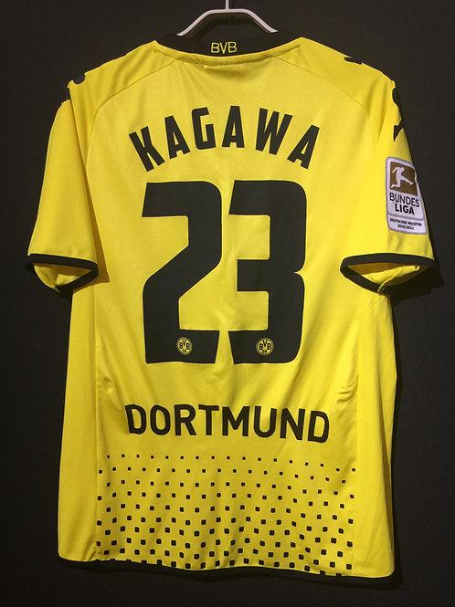 【2011/12】 / Borussia Dortmund / Home / No.23 KAGAWA