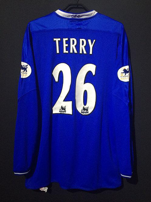 【2003】 / Chelsea / Home / No.26 TERRY / Premier League Asia Trophy