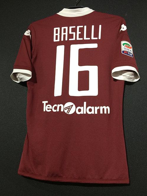 【2015/16】 / Torino F.C. / Home / No.16 BASELLI