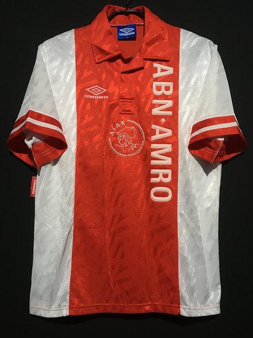 【1993/94】 / Ajax / Home / No.4