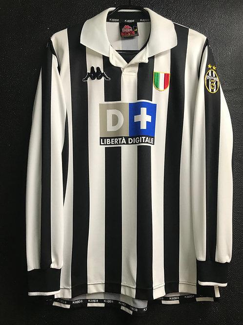 【1998/99】 / Juventus / Home / No.10 DEL PIERO