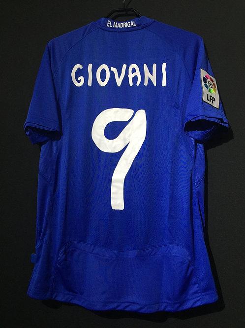 【2014/15】 / Villarreal CF / Away / No.9 GIOVANI