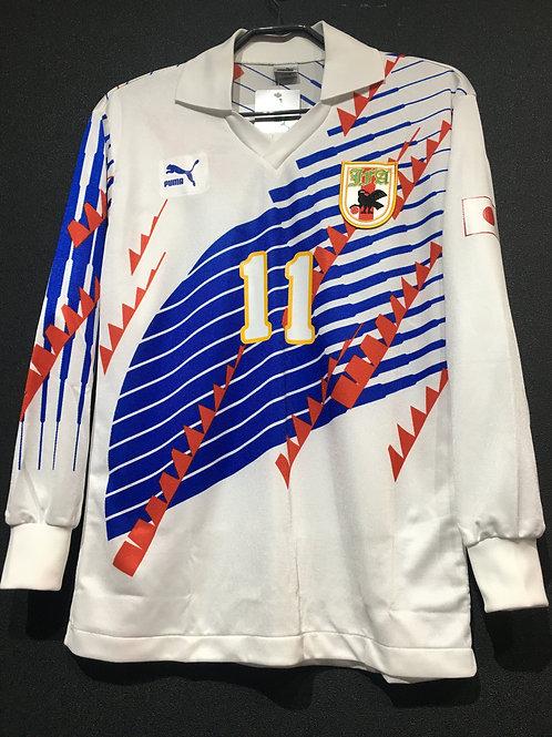 【1993】 / Japan / Away / No.11 KAZU