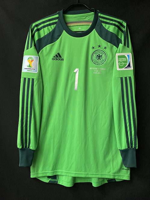 【2014】 / Germany / GK / No.1 NEUER / FIFA World Cup