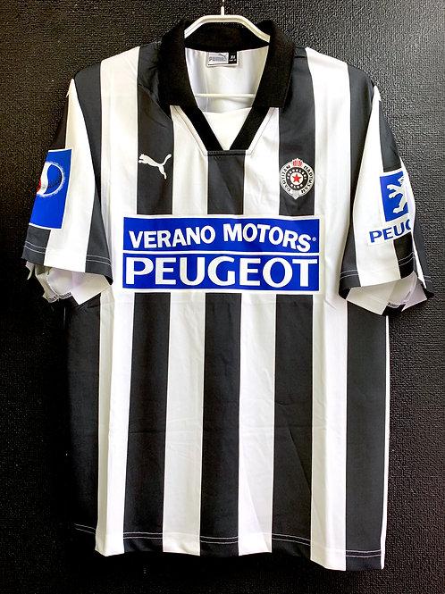 【2001/02】 / FK Partizan / Home