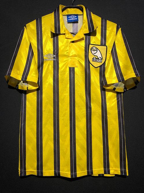 【1992/93】 / Sheffield Wednesday F.C. / Away