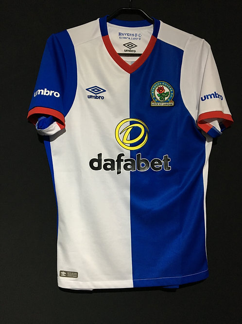 【2016/17】 / Blackburn Rovers / Home