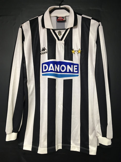 【1994/95】 / Juventus / Home / No.10