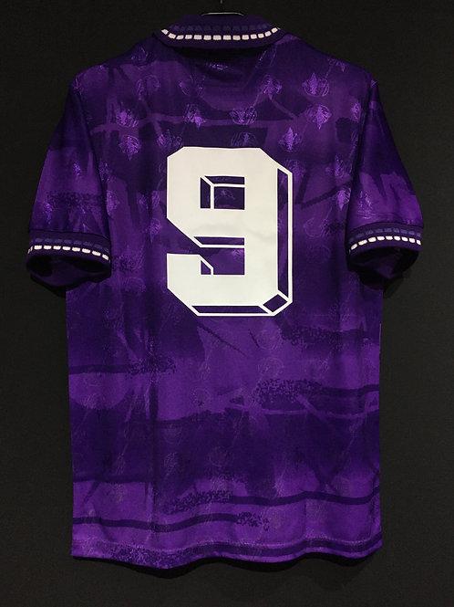 【1993/94】 / ACF Fiorentina / Home / No.9