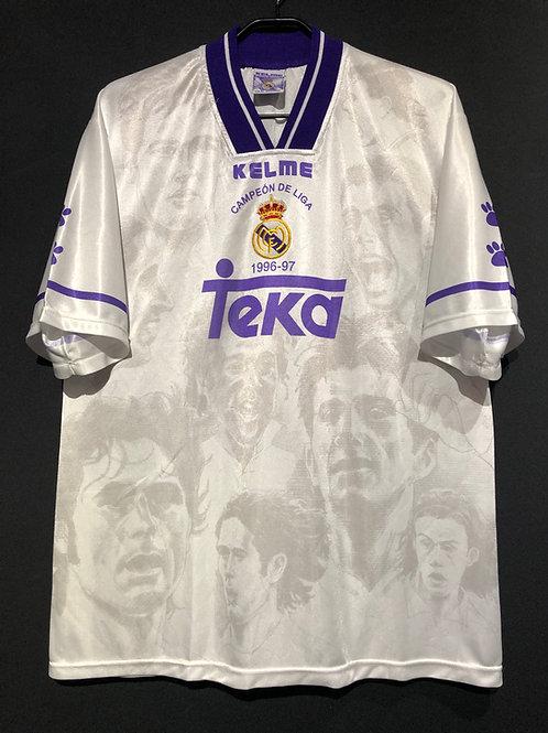 【1996/97】 / Real Madrid C.F. / Home / CAMPEON DE LIGA