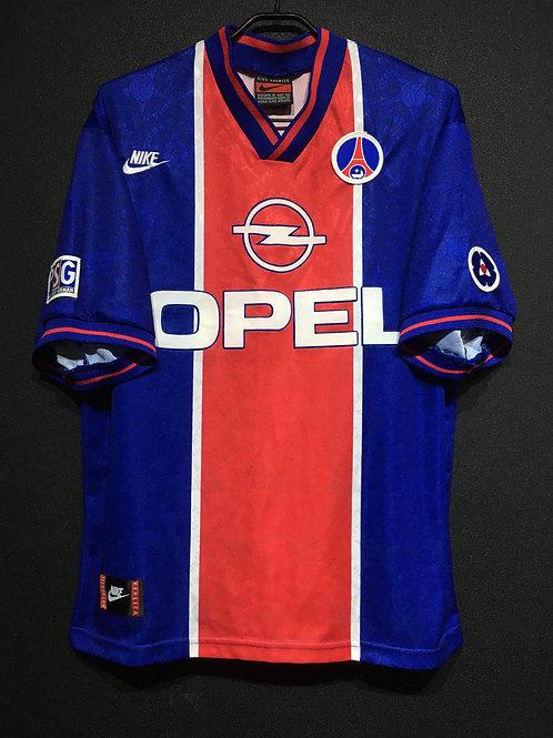 【1995/96】 / Paris Saint-Germain / Home