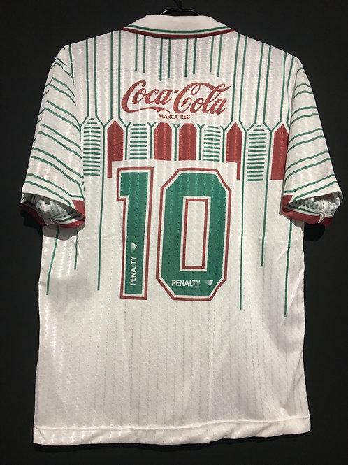 【1989】 / Fluminense / Away / No.10