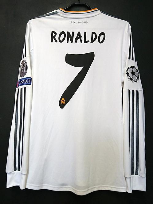 【2014】 / Real Madrid C.F. / Home / No.7 RONALDO / UCL Final