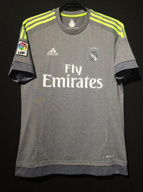 【2015/16】 / Real Madrid C.F. / Away