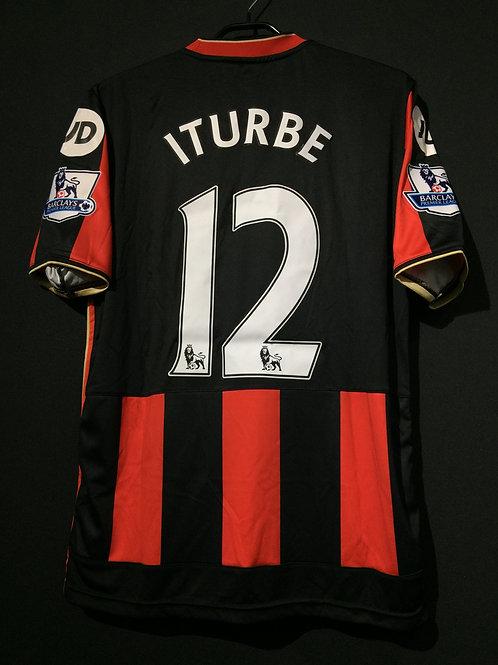 【2015/16】 / A.F.C. Bournemouth / Home / No.12 ITURBE