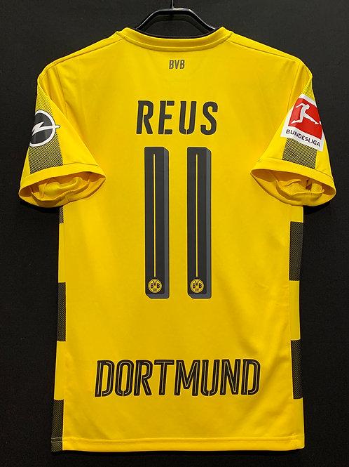 【2017/18】 / Borussia Dortmund / Home / No.11 REUS