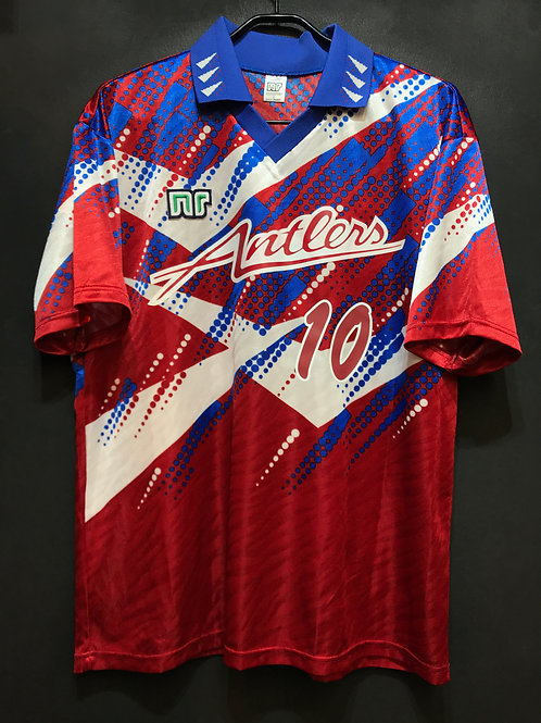 【1995/96】 / Kashima Antlers / Cup(Home) / No.10