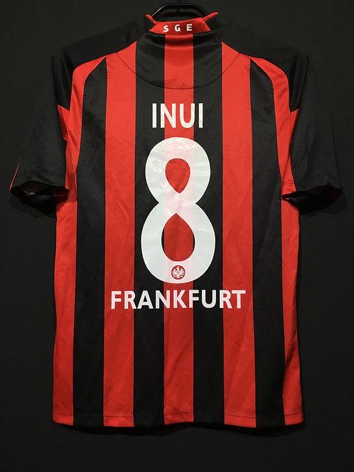 【2013/14】 / Eintracht Frankfurt / Home / No.8 INUI