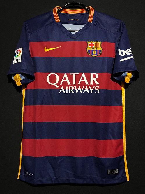 【2015/16】 / FC Barcelona / Home