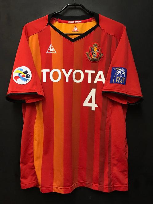 【2009】 / Nagoya Grampus / Home / No.7 NAKAMURA / ACL / No.4 YOSHIDA