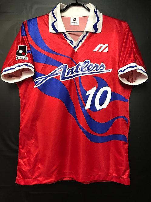 【1993/94】 / Kashima Antlers / Home / No.10