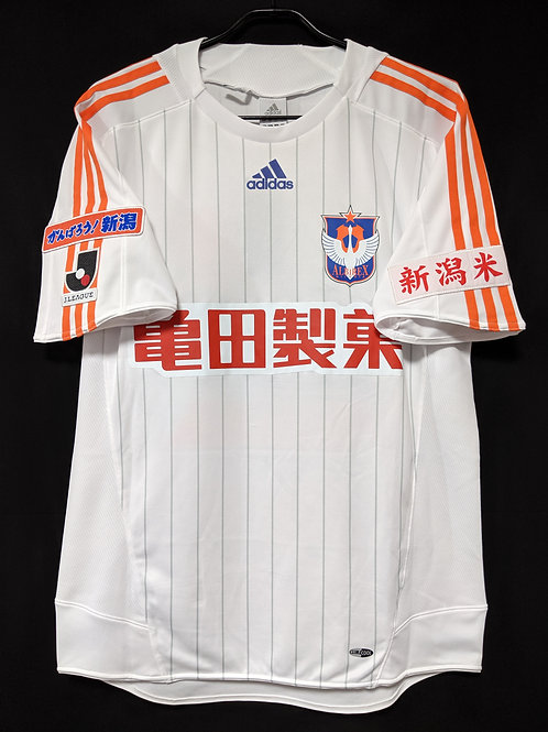 【2008】 / Albirex Niigata / Away