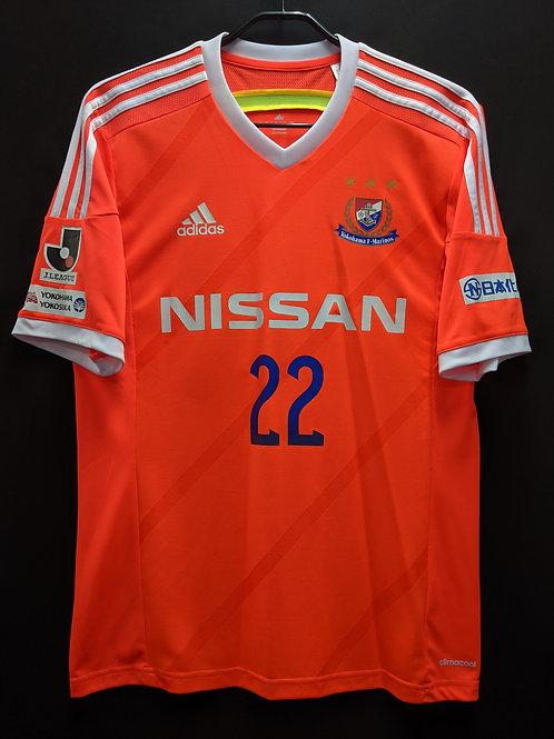 【2014】 / Yokohama F. Marinos / Away / No.22 BOMBER