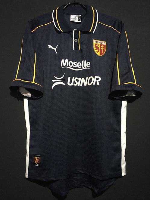 【1999/2000】 / FC Metz / Away