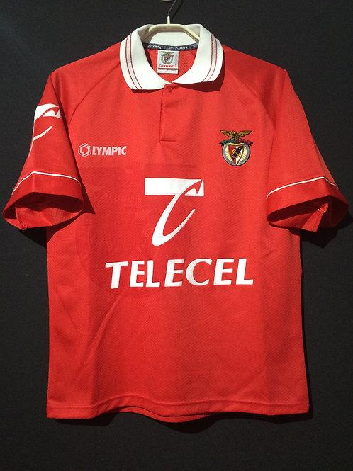 【1996/97】 / SL Benfica / Home